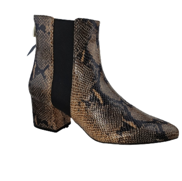 The Kenneth Cole Reaction Kick Block Bootie 9
